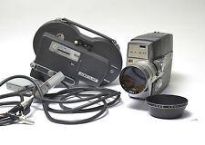 Elmo Zoom 8TL + TL-100 Film-Kamera Selten! Nr.231