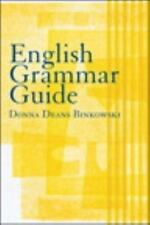 NEW - English Grammar Guide for !Anda! Curso elemental