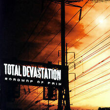 Audio CD Roadmap Of Pain  - Total Devastation VeryGood