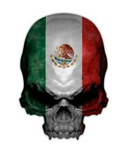 2 Mexico Skull Decal - Mexican Sticker Eagle Hope Unity Blood Sticker Decals