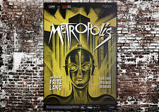 Original Movie Poster - Metropolis Riedition 100x140 cm