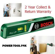 5 ONLY - Bosch PLL 1 P Laser Spirit Level 0603663300 3165140710862 '