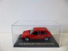 VOLKSWAGEN GOLF 2 GTI 1984 IXO 1/43 E75