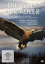 DIE WELT DER ADLER STEINADLER/SEEADLER/WILDE SLOW  DVD NEU