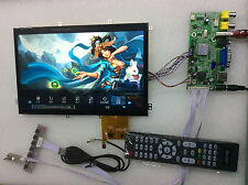 "HD 10.1"" 1280x800 IPS Capacitive Touch LCD Panel + 2AV+VGA+HDMI+USB Driver Board"