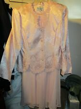 NAH NAH COLLECTION MOTHER OF BRIDE-FORMAL/BEAUTIFUL/SIZE 16