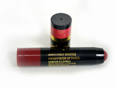 MAC PATENT POLISH LIP PENCIL SHADE HOPELESSLY DEVOTED 0.04 OZ READ DESCRIPTION