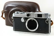 *Exc++* Canon L1 Rangefinder Body for Leica LTM L39 w/Case Strap from Japan