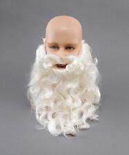 """Babbo Natale Babbo Natale 10"""" Barba Babbo Natale Uomo Costume Accessorio"""