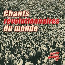 CD Chants révolutionnaires du monde / Le Groupe 17