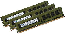 4x 4GB 16GB DDR3 1333Mhz ECC Asus Server Mainboard KCMA-D8 PC3-10600E Ram