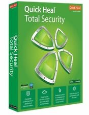 Quick heal total security 1 pc 1 year latest same day windows 10 suppourt