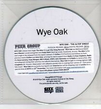 (CH921) Wye Oak, The Alter - DJ CD