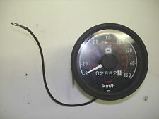 JOHN DEERE 440 TRAILFIRE 1979 SNOWMOBILE TRAIL FIRE SLED SPEEDOMETER GAUGE