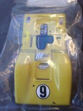 JK Products 1/24 Slot Car Body Yellow