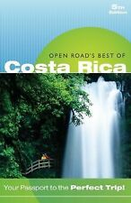 Open Road's Best of Costa Rica (Open Road Travel Guides) by Morris, Charlie, Mo