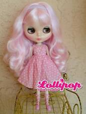 Factory Type Neo Blythe Doll Pink Lavender Hair with Outfit OR Stand  US SELLER
