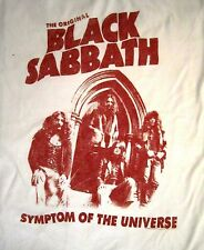 BLACK SABBATH cd cv SYMPTOM OF THE UNIVERSE Official SHIRT 2XL New sabotage ozzy