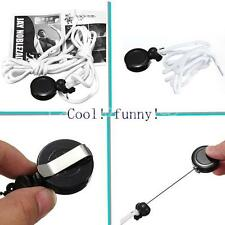 Self Tying Shoelace Street illusion Magic Trick Close Up Easy Prop