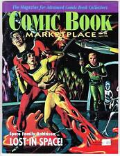 COMIC BOOK MARKETPLACE #58 - comic book fanzine - Space Family Robinson
