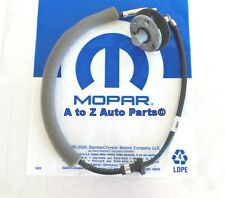 NEW 1997-2006 Jeep Wrangler TJ Radio Antenna Base CABLE AND BRACKET,OEM Mopar