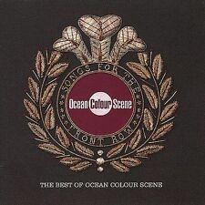 OCEAN COLOUR SCENE--Songs For The Front Row-The Best Of--CD
