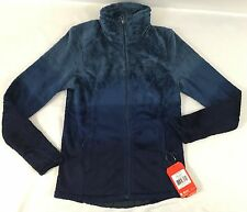 The North Face Women's Novelty Osito Fleece Jacket Cosmic Blue Ombré Size XS