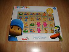 POCOYO APRENDE RIENDO BY ZINKIA - SIMBA PUZZLE FOR CHILDREN BRAND NEW IN 2005