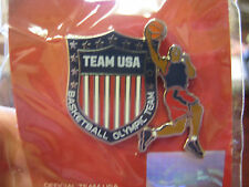 London 2012 Team USA Pin - Basketball