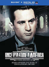 Once Upon a Time in America: Extended Director's [Blu-ray], Excellent DVD, Jenni