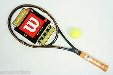 NEW! Wilson Prostaff 6.0 Midsize 85 4 3/8 Tennis Racquet (#2521)