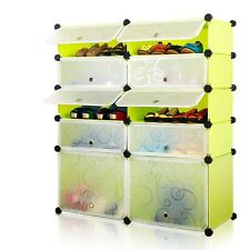 PLASTIC SHOE RACK 10 LAYERS DOUBLE-LKL-209 BEST QUALITY