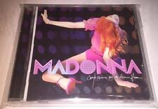 Madonna 2005 Confessions On A Dance Floor Hong Kong Edition 12 Track CD Album