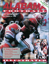 1994 Alabama Tide v Tulane Football Program Sherman Williams Ex 18321