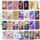 COVER CUSTODIA BACK CASE SEMIRIGIDA MORBIDA PER APPLE IPHONE 4 4S