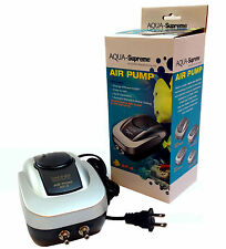 Pondmaster Aqua-Supreme AP-4 Aquarium Air Pump - 06404 -aerator-pond-koi-fish