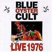 Blue Öyster Cult - Live 1976 (Live Recording, 1991) Very Rare CD Album