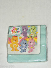 NEW  BABY CARE BEARS   16-PAPER DESSERT  NAPKINS -BIRTHDAY-    PARTY SUPPLIES