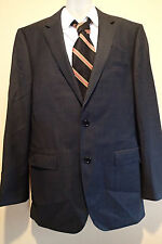 hugo boss  SUIT JACKET BLAZER,42 L,wool,THE JAM75 /SHARP3,CHARCOAL GRAY BE