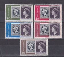 1952 Sc C16/20,cent.of luxemburg stamps,set MNH         d553