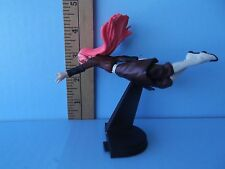 "Gundam Seed  Meer Campbell 5""in Mini Figure Flying Through the Air Uniform Cool!"
