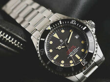 STEINHART OCEAN 1 Vintage RED Watch*****(BRAND NEW) ****Men Swiss ETA 2824-2