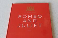 Romeo and Juliet Book with x10 works by Salvador Dali