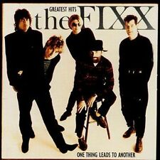 THE FIXX--Greatest Hits -One Thing Leads To Another--CD