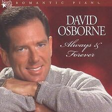 David Osbourne - Always and Forever (Jul-2004, North Star Music) NEW CD