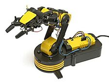 Robotic Arm Kit with USB PC Interface - GorillaSpoke for Free P&P Worldwide!