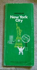 World Trade Center -  Twin Towers - 9/11 -  148Pg New York City Michelin guide