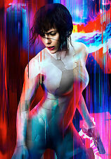 GHOST IN THE SHELL MANIFESTO RUPERT SANDERS SCARLETT JOHANSSON MICHAEL PITT