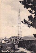 BOBBIO - Monte Penice - Stazione Televisiva 1957