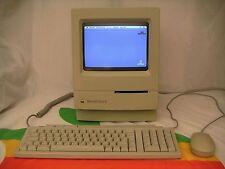 Apple Macintosh Classic II - Würfelmac - System 7 - Programme - Spiele - Kultmac